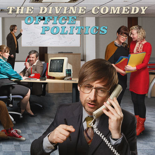 Office Politics LP Cover