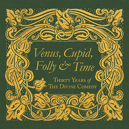 Venus, Cupid, Folly & Time LP Cover